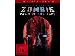 Zombie Dawn of the Dead Uncut Argento Fassung