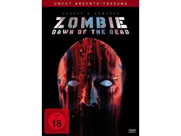 Zombie Dawn of the Dead Uncut Argento Fassung