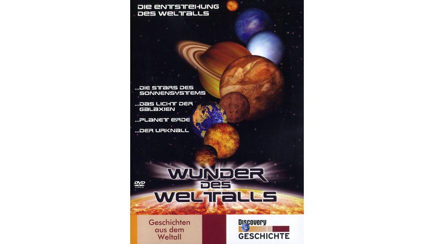 Wunder des Weltalls Die Stars des Sonnensystems Das Licht der Galaxien Planet Erde Der Urknall