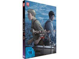 Attack on Titan 3 Staffel DVD Vol 3