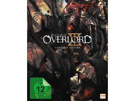 Overlord Complete Edition Staffel 3 3 BRs