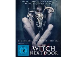 The Witch Next Door Mediabook Cover B 4K Ultra HD Blu ray 2D