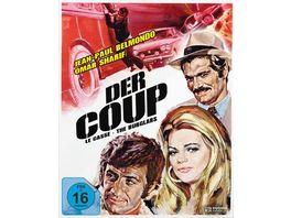 Der Coup Le Casse Mediabook Cover A 2 BRs