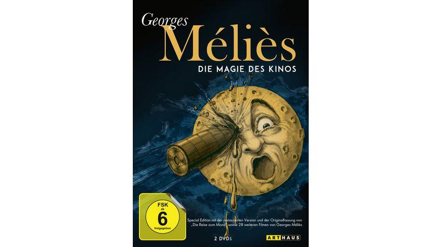 Georges Méliès - Die Magie des Kinos / Special Edition  [2 DVDs]