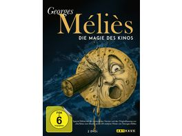 Georges Melies Die Magie des Kinos Special Edition 2 DVDs