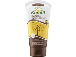 Kamill Hand Nagel Creme LOVELY