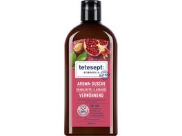 tetesept Formula Aroma Dusche Granatapfel Arganoel