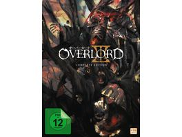 Overlord Complete Edition Staffel 3 3 DVDs