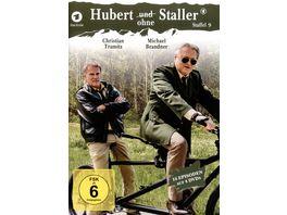 Hubert ohne Staller Die komplette 9 Staffel 4 DVDs