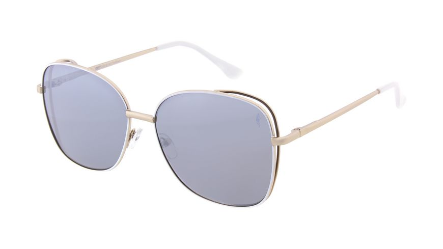 GNTM Sonnenbrille in matt Gold