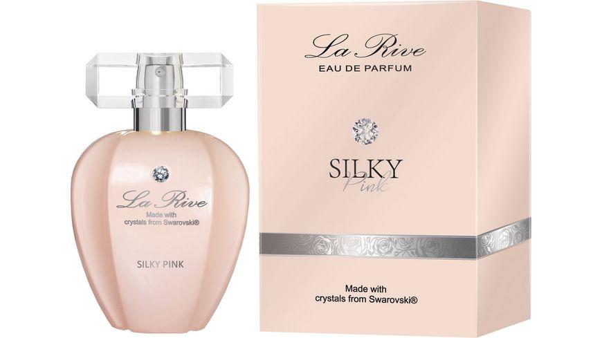 LA RIVE Silky Pink Eau de Parfum