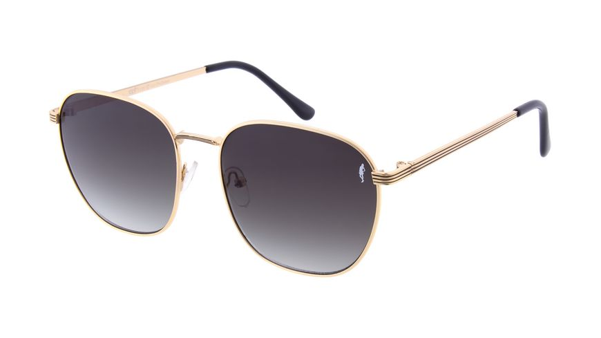 GNTM Sonnenbrille in Gold