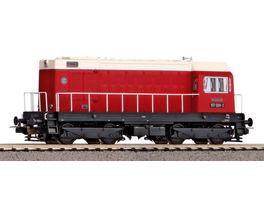 PIKO 52421 Diesellok BR 107 DR IV Wechselstromversion