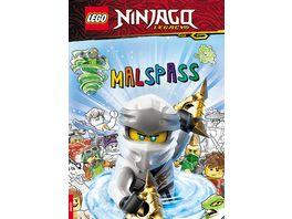LEGO NINJAGO Malspass