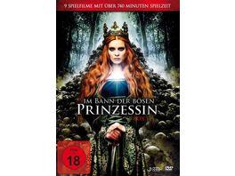 Im Bann der boesen Prinzessin Box 3 DVDs