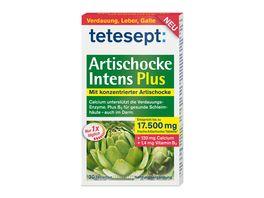 tetesept Artischocke Intens Plus 30 Tabletten