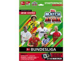 Topps Bundesliga Match Attax 2020 21 Starterpack
