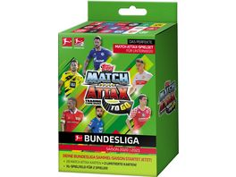 Topps Bundesliga Match Attax 2020 21 To Go Box