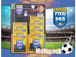 Panini FIFA 365 Saison 2020 2021 Sticker 7er Multipack