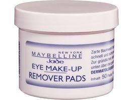 MAYBELLINE NEW YORK Eye Make Up Remover Pads