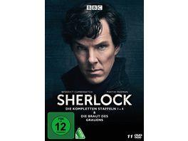 Sherlock Staffel 1 4