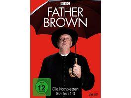 Father Brown Die kompletten Staffeln 1 3 LTD 10 DVDs