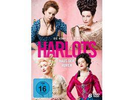Harlots Haus der Huren Die komplette Serie Staffel 1 3 LTD 6 DVDs