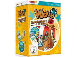 Wickie und die starken Maenner TV Serien Komplettbox 12 DVDs