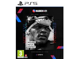 MADDEN NFL 21 PS5