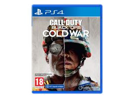 Call of Duty 17 Black Ops Cold War PS4