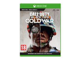 Call of Duty 17 Black Ops Cold War Xbox One