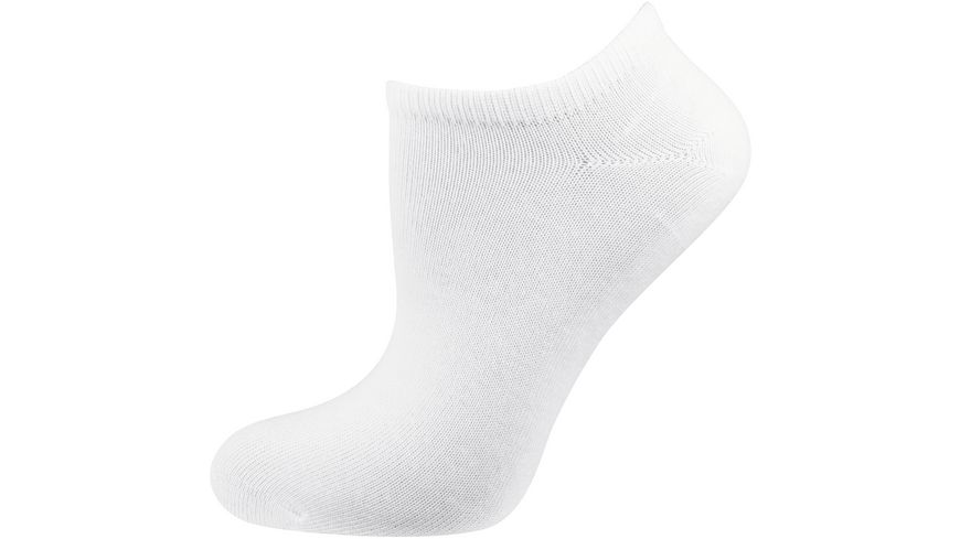 NUR DIE  Damen Sneaker Socken Baumwolle 2er Pack