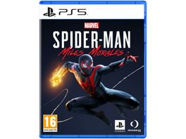 Marvel Spider Man Miles Morales PS5