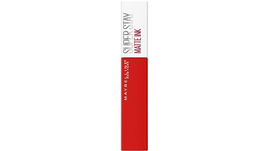 MAYBELLINE NEW YORK Super Stay Matte Ink Spiced Up Lippenstift