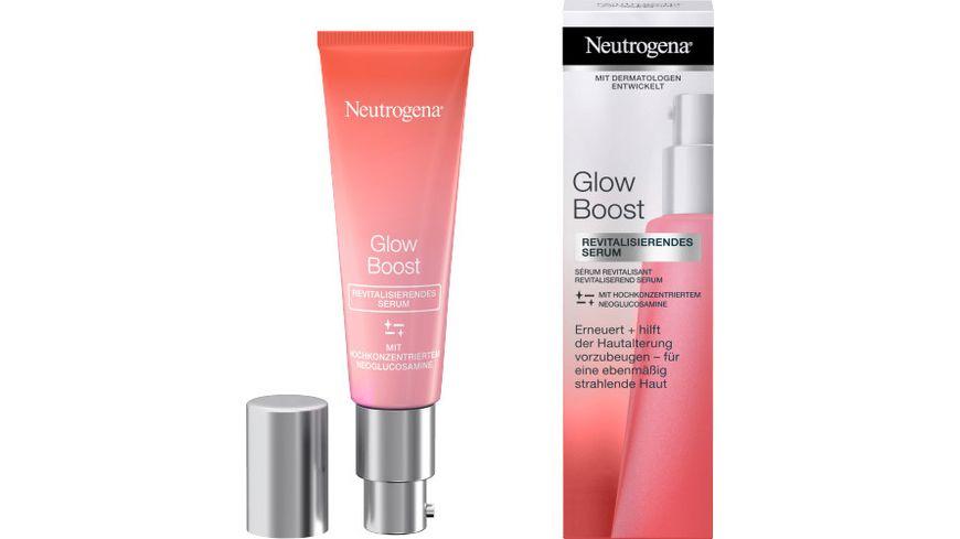 Neutrogena® Glow Boost Revitalisierendes Serum