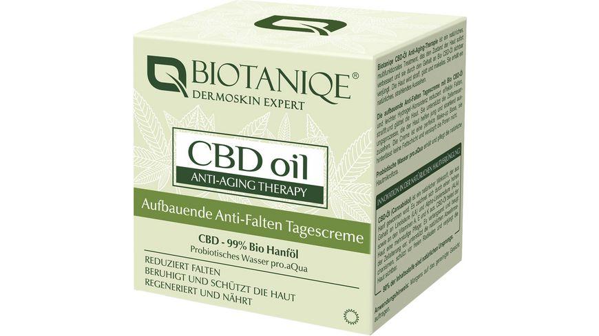 Biotaniqe CBD Anti-Wrinkle Day Cream