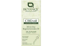 Biotaniqe CBD Oil All in One