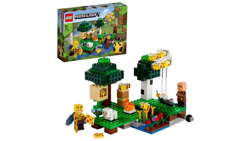 LEGO Minecraft - 21165 Die Bienenfarm