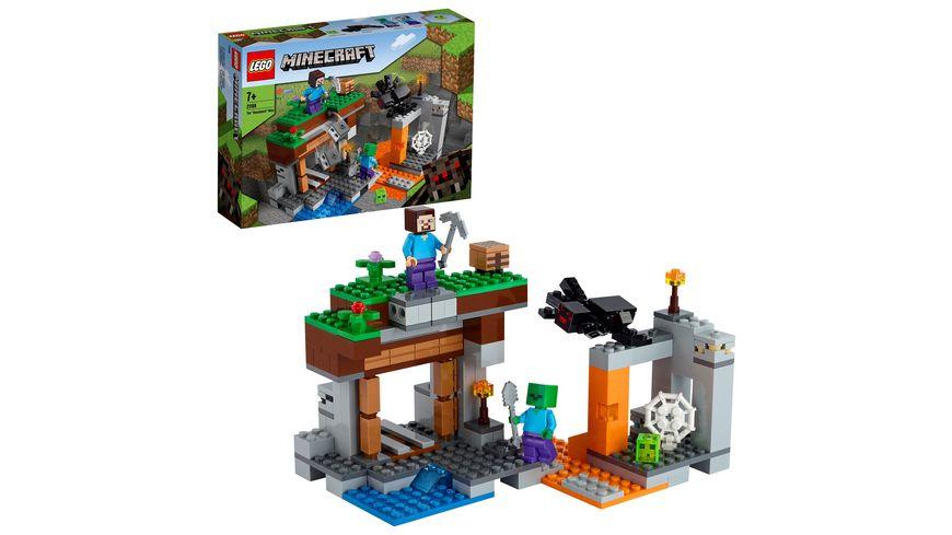 LEGO Minecraft - 21166 Die verlassene Mine