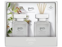 ipuro Raumduft Essential White Lily
