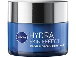 NIVEA Hydra Skin Effect Gel Creme Nacht