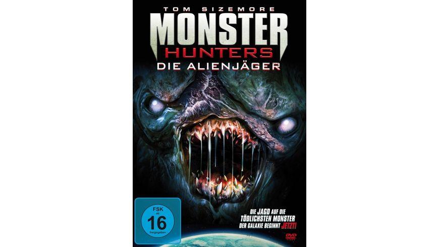 Monster Hunters - Die Alienjäger (uncut)