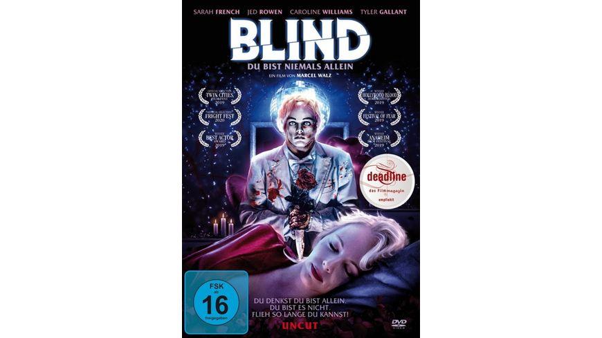 Blind - Du bist niemals allein (uncut)