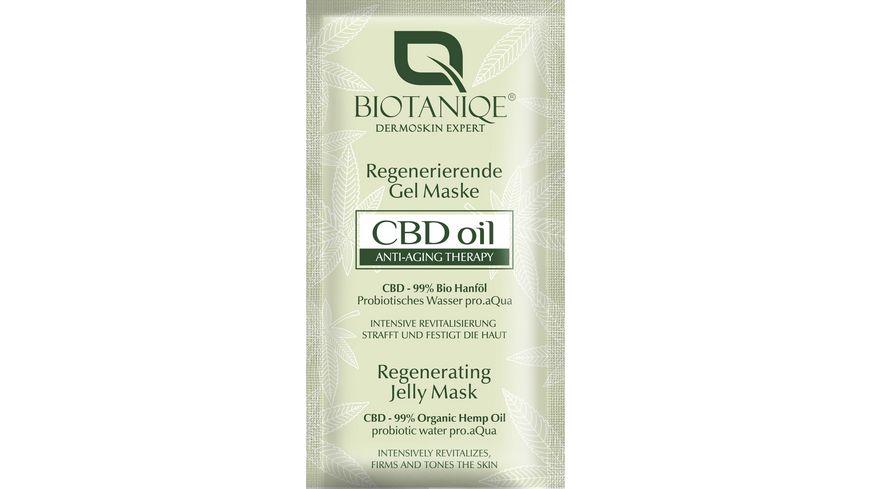 Biotaniqe CBD Regenerating Gel Mask