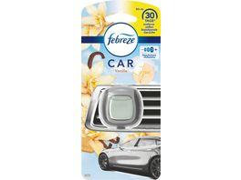 Febreze Auto Lufterfrischer Vanille