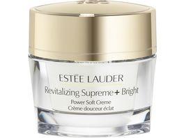 ESTEE LAUDER Revitalizing Supreme Bright Power Soft Creme