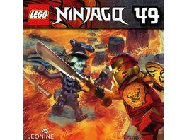 LEGO Ninjago CD 49