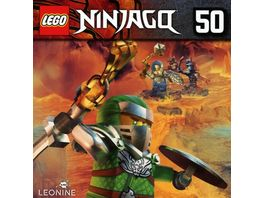 LEGO Ninjago CD 50