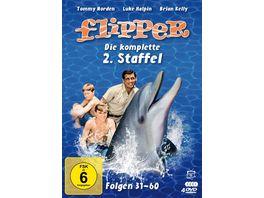 Flipper Die komplette 2 Staffel 4 DVDs