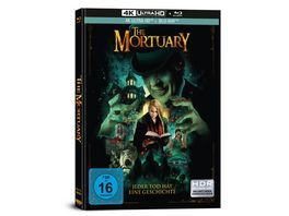 The Mortuary Jeder Tod hat eine Geschichte 2 Disc Limited Collector s Edition im Mediabook 4K Ultra HD Blu Ray